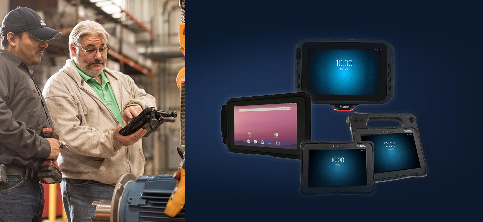 Tablets Industriales